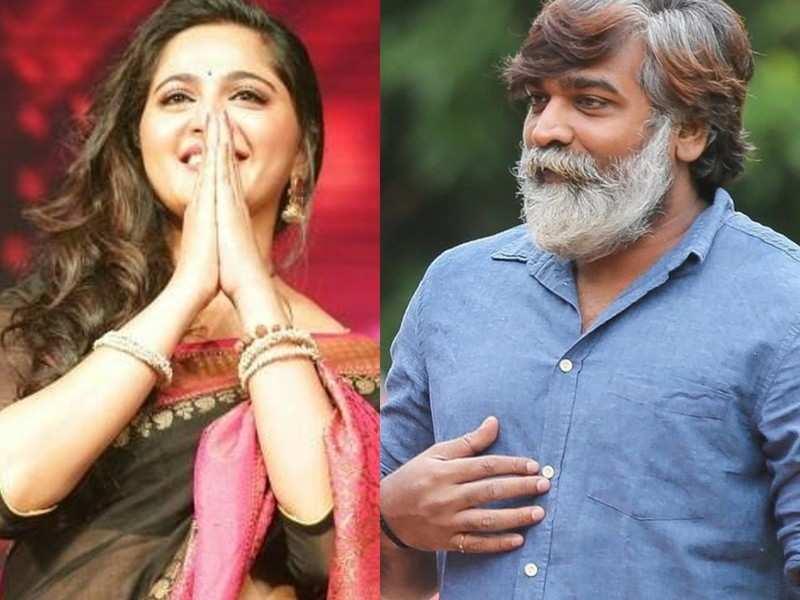 Producer Ishari K Ganesh denies rumours of a film with Vijay Sethupathi and Anushka Shetty