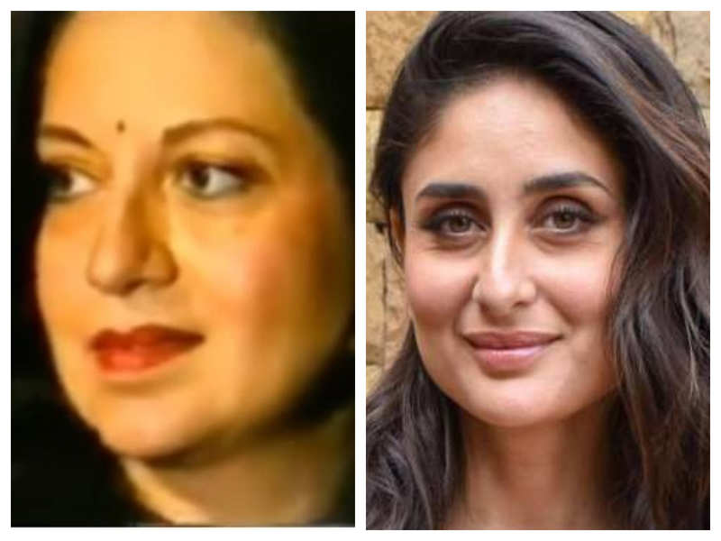 Kareena Kapoor Khan feels she got her good looks from her 'mama' Babita and her fans cannot agree more
