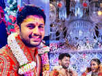 Nithiin, Shalini Kandukuri wedding pictures