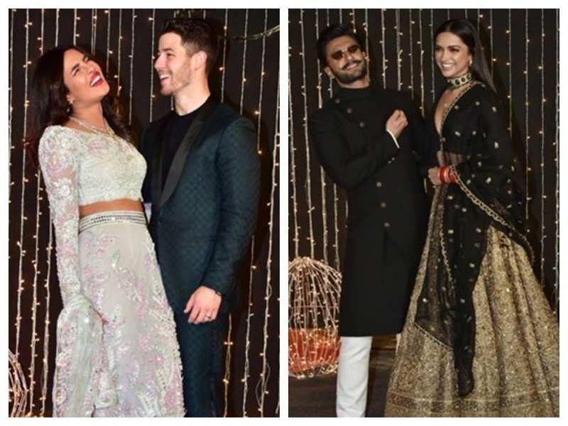 Watch: When Deepika Padukone and Priyanka Chopra Jonas rocked the dance floor at the latter's wedding reception