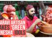 Ganesh Chaturthi 2020: Dharavi artisan makes 'Green Ganesha' idols