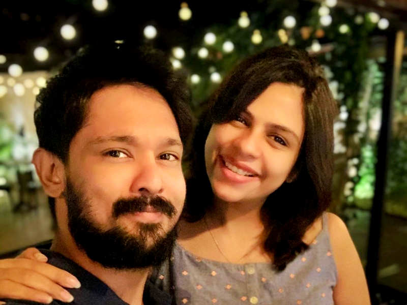 Here's how actor Nakhul Jaidev made wife Sruti's birthday special, watch (Photo - Instagram)