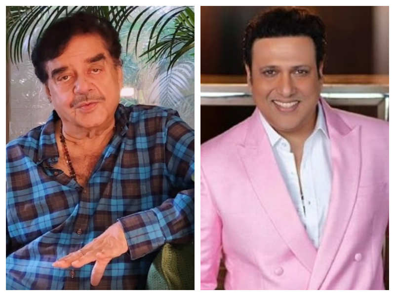 Shatrughan Sinha reveals that Govinda was shunned from Bollywood after his bad phase