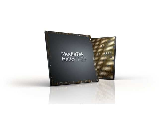 MediaTek announces Helio A25 chipset to power entry-level phones