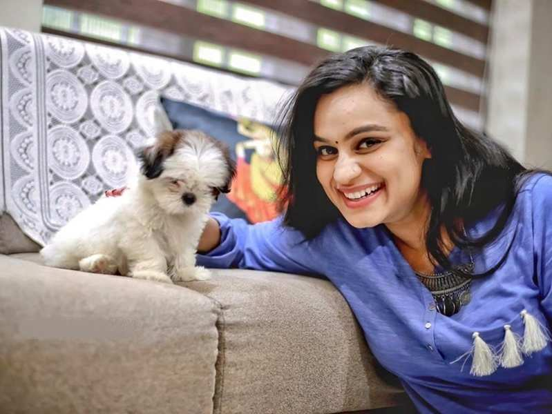 Star Magic host Lakshmi Nakshathra is head-over-heels in love with her new pet Dora
