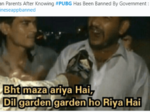 Social media gets flooded with memes after government considers to ban PUBG