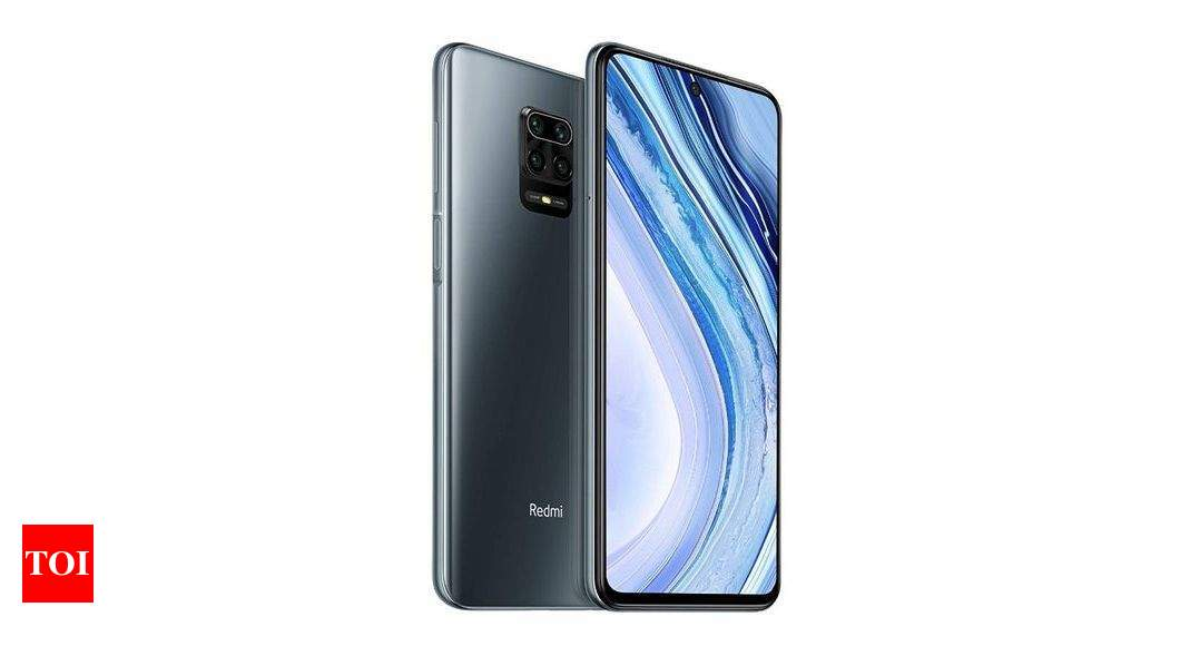 Xiaomi Redmi Note 9 Pro Max Top End Variant To Go On First Sale On July 29 Times Of India