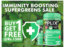 Plix launches India's first of its kind 'Immunity Boosting Supergreens' - 45 Super foods incorporated into one scoop