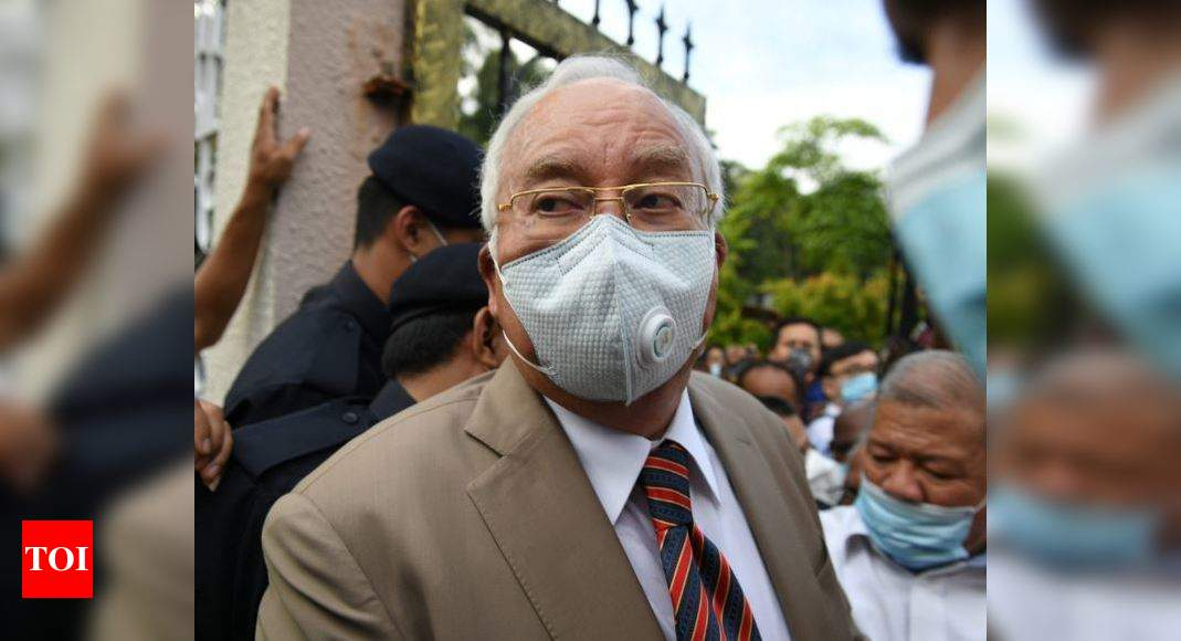 Malaysian ex-PM Najib sentenced to 12 years jail, fined for abuse of power