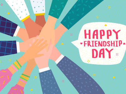 How To Greet 'Happy Friendship Day' In 15 Different Languages