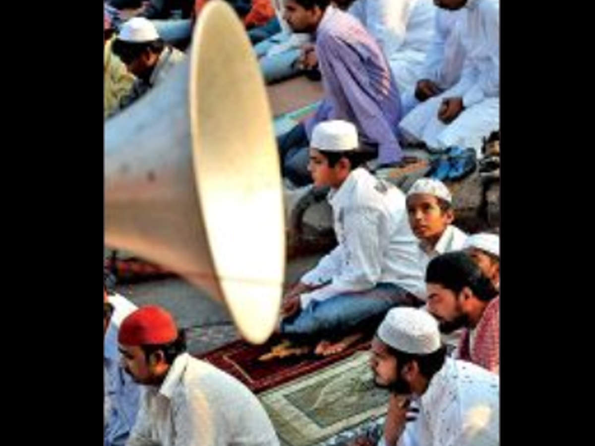PIL wants use of loudspeakers for azaan banned at mosques in Gujarat |  Ahmedabad News - Times of India