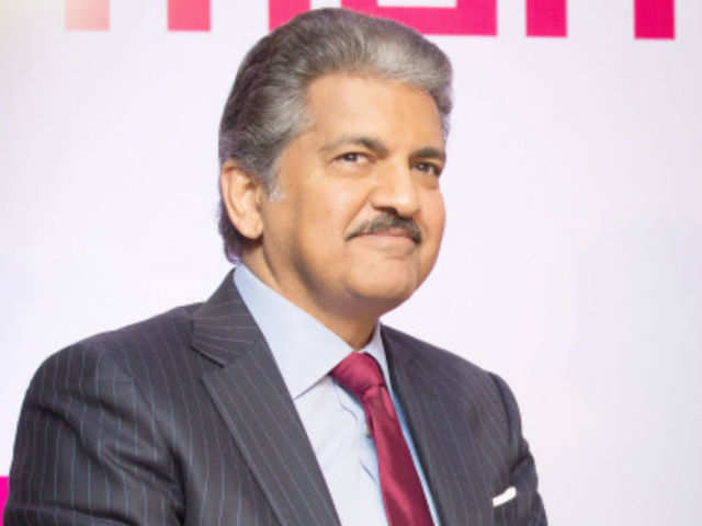 Anand Mahindra asks for 'suggestion' on Twitter for shareholder meeting