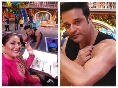 TKSS: Krushna and Kapil have lost weight