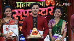 Actor Atharva Karve wins Maharashtracha Superstar.