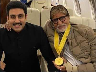 Abhishek Bachchan hits back at troll