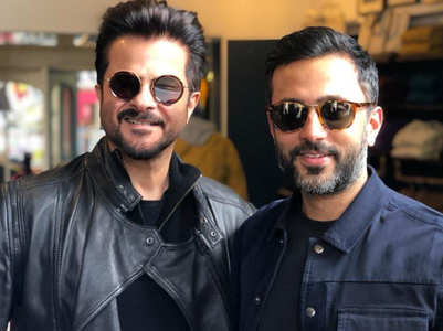 Anil's heartfelt b'day post for Anand Ahuja