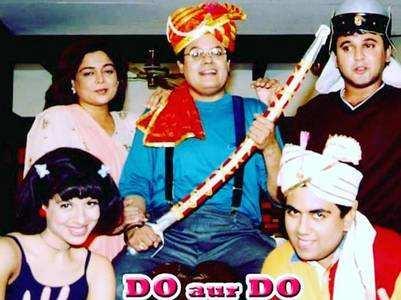 Tannaz recalls 'Do aur Do Paanch' days