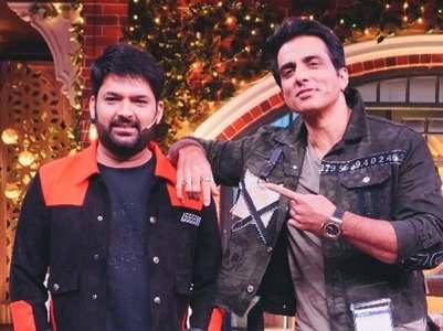Kapil sends out special wishes to Sonu Sood
