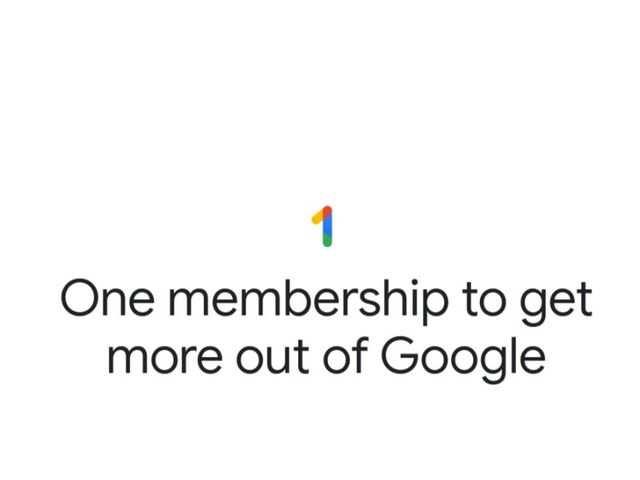 Google is offering free smartphone backup via Google One