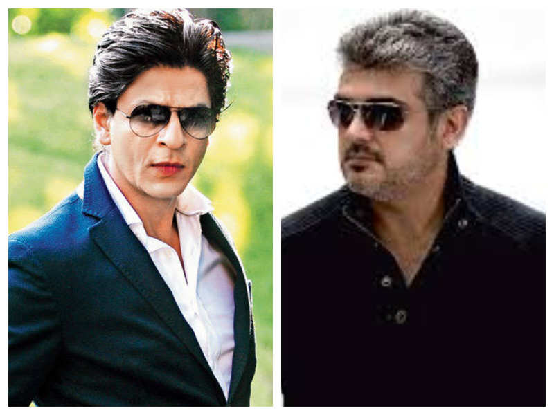Throwback Thursday: When Shah Rukh Khan and Thala Ajith came together on screen for THIS film