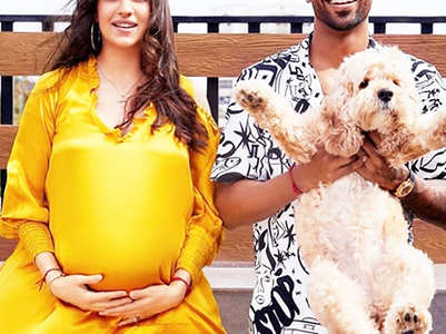 Natasa-Hardik blessed with a baby boy