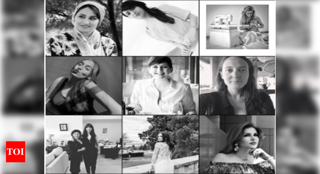 Black And White Challenge Explained Why Are Women Posting Black White Photo Challenge On Social Media India News Times Of India