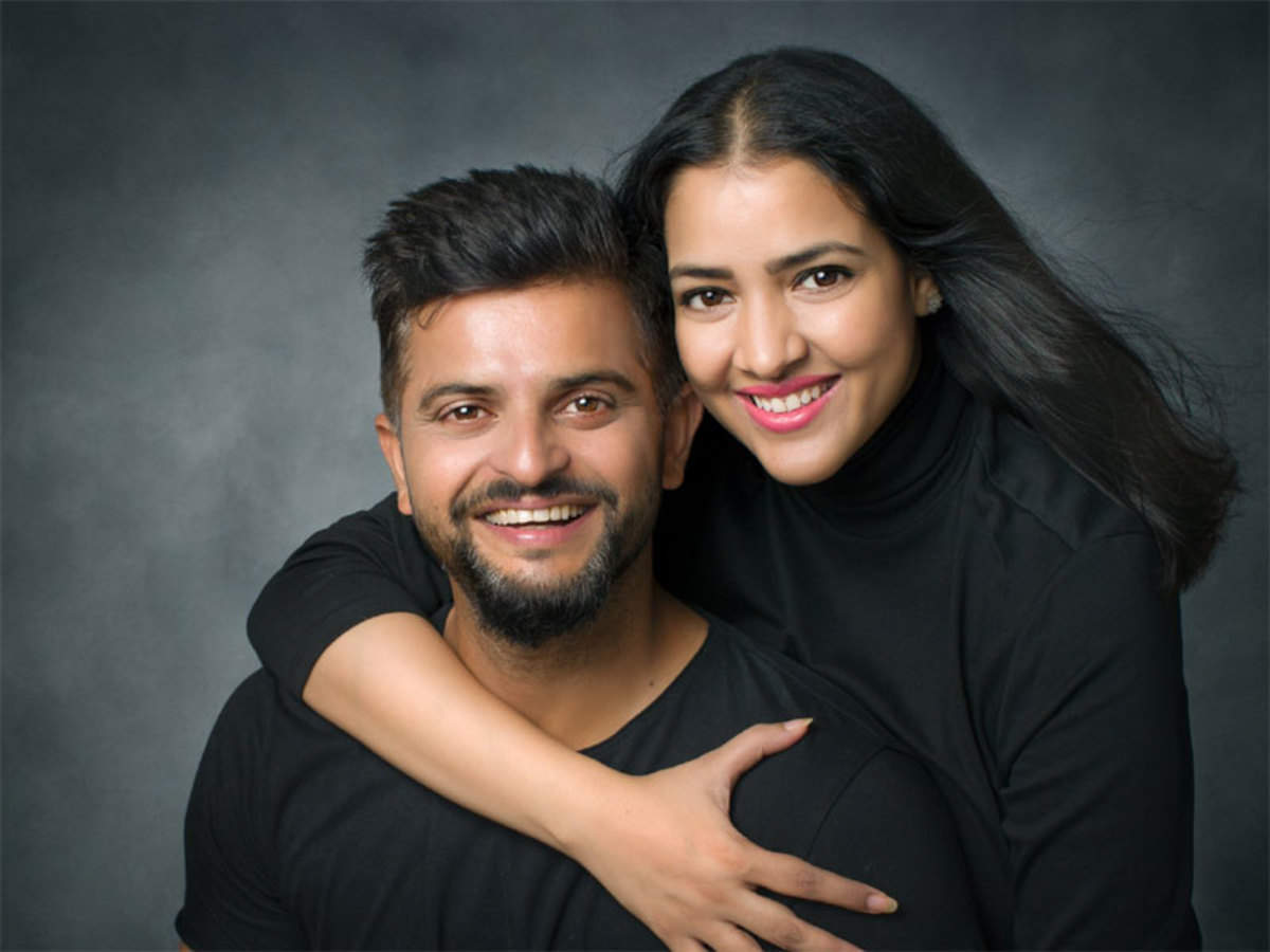 Suresh Raina wife Priyanka posts heartfelt message as he completes 15 years in international cricket | Off the field News - Times of India