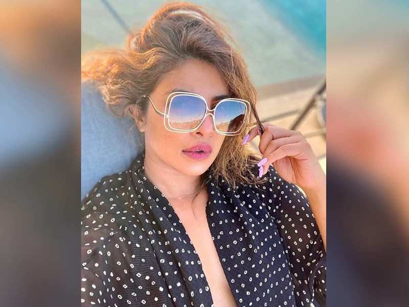 Priyanka Chopra Official Instagram