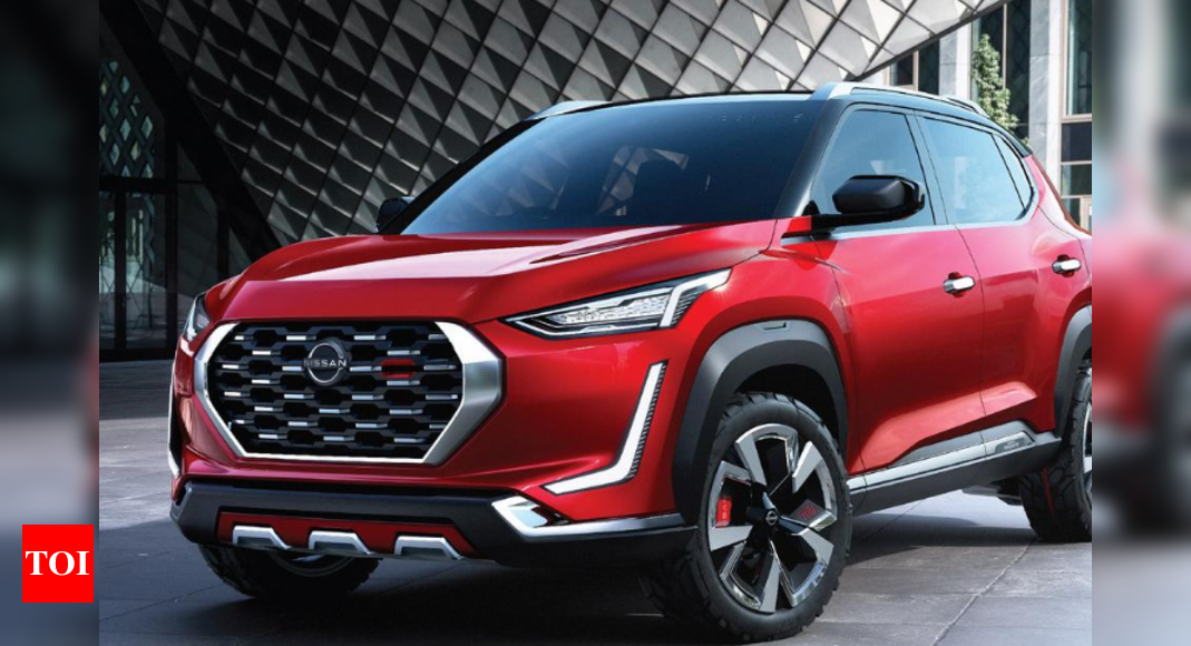 Nissan Magnite News In India A Diminished Nissan Bets Big On A Small Suv India Business News Times Of India
