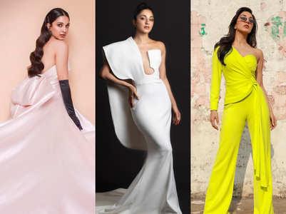 FIVE best looks of Kiara Advani