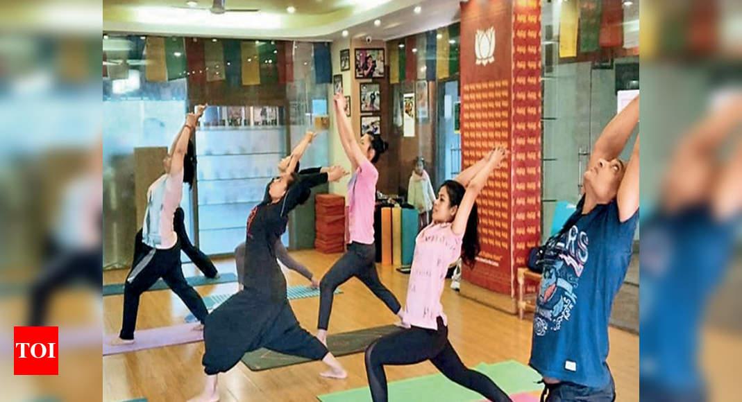 Kolkata Gyms Yoga Centres Split On Decision To Reopen Kolkata News Times Of India