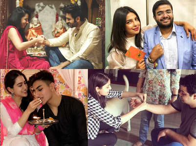 TBT! How celebs celebrated Raksha Bandhan