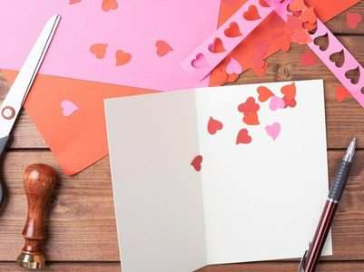 How to make Friendship Day card at home