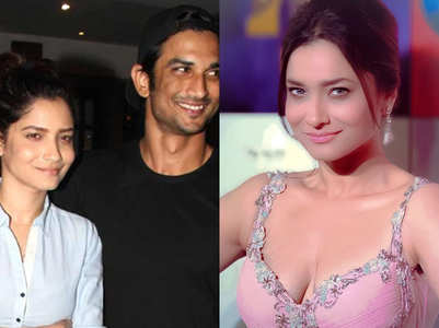 Ankita on Sushant Singh Rajput's health