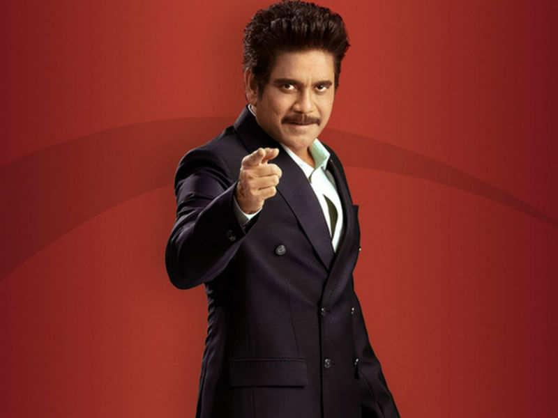 Bigg Boss Telugu 4: Is host Nagarjuna Akkineni charging Rs. 8 crore for the  upcoming season? - Times of India