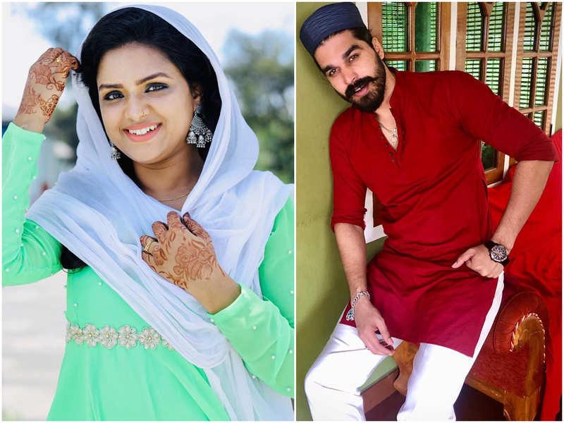 Lekshmi Pramod, Shiyas Kareem and other Malayalam TV celebs send out Eid ul-Adha wishes