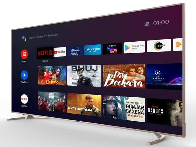 Thomson launches Android TVs, price starts at Rs 10,999