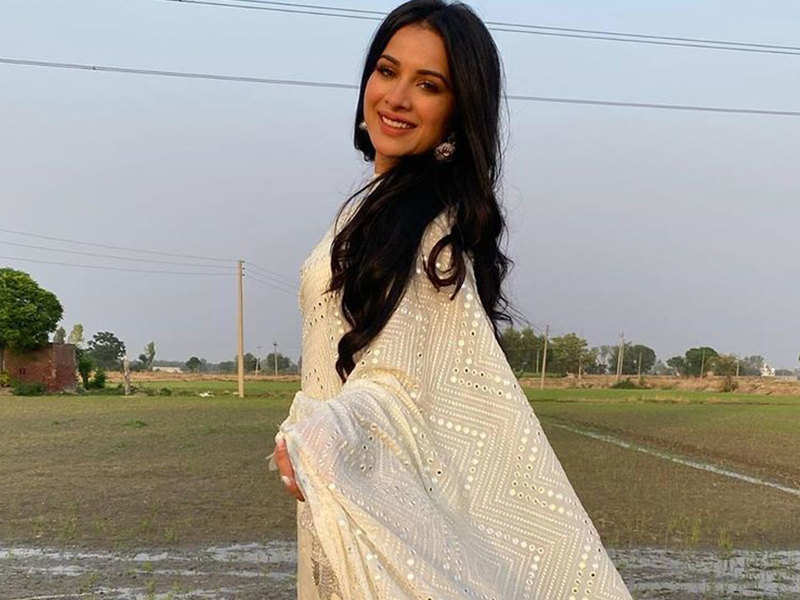 Exclusive! Sara Gurpal: I don't mind if the guy wishes to be a house husband, all that matters is love and understanding | Punjabi Movie News - Times of India