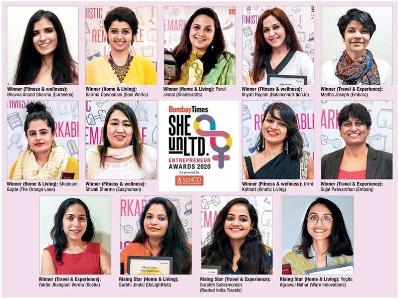 Fearless and fantastic: Meet the enterprising #TimesSheUnLTD winners from Mumbai