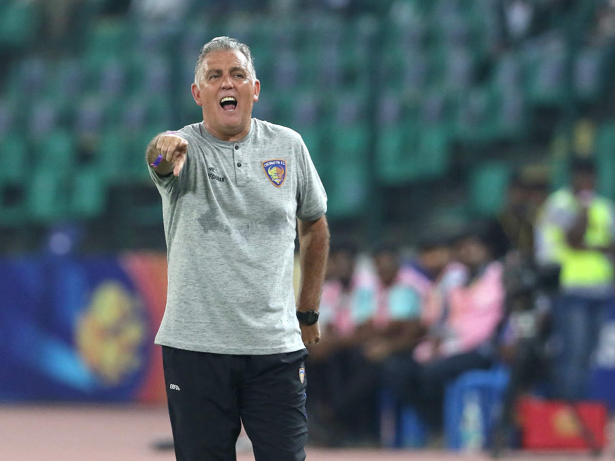 After remarkable stint with Chennaiyin, Owen Coyle set to join Jamshedpur  FC | Goa News - Times of India