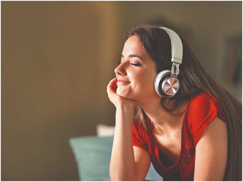 Guided audio meditation is becoming the go-to mantra to relax