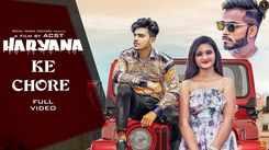 Haryanvi Gana 2020: Latest Haryanvi Song 'Haryana Ke Chore' Sung by Sahil Taraori Wala