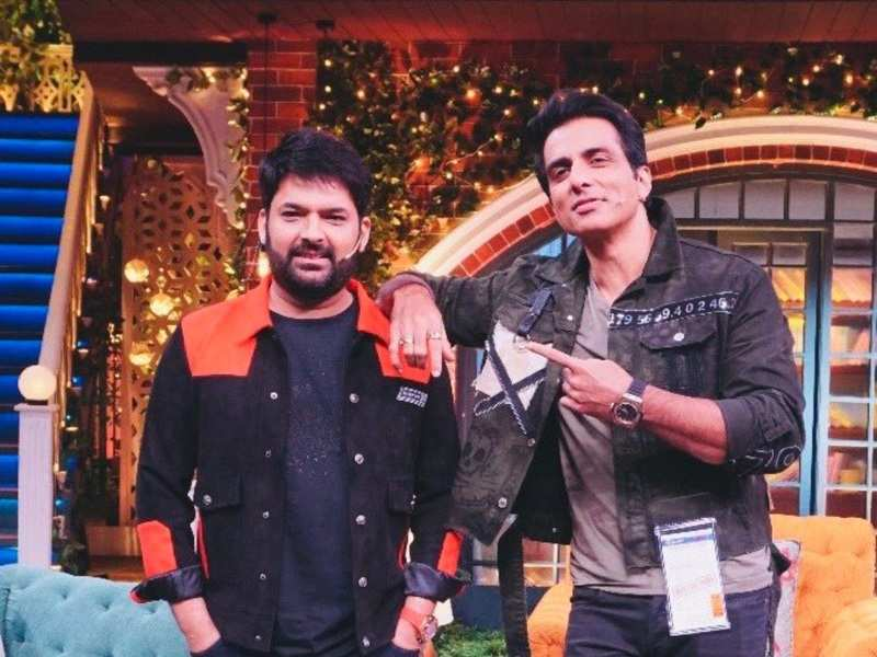 Kapil Sharma jokes that even people roaming normally in the market were sent to Azamgarh by Sonu Sood; watch the funny video