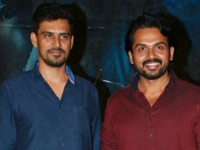 Suriya and Karthi's film producer SR Prabhu finds bizzare missed calls creepy