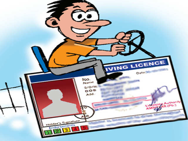 Can I get a driving licence online in Delhi?