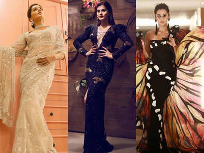 5 times Taapsee aced the fashion game