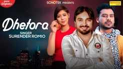Watch New Haryanvi Hit Song Music Video - 'Dethora' Sung By Surender Romio