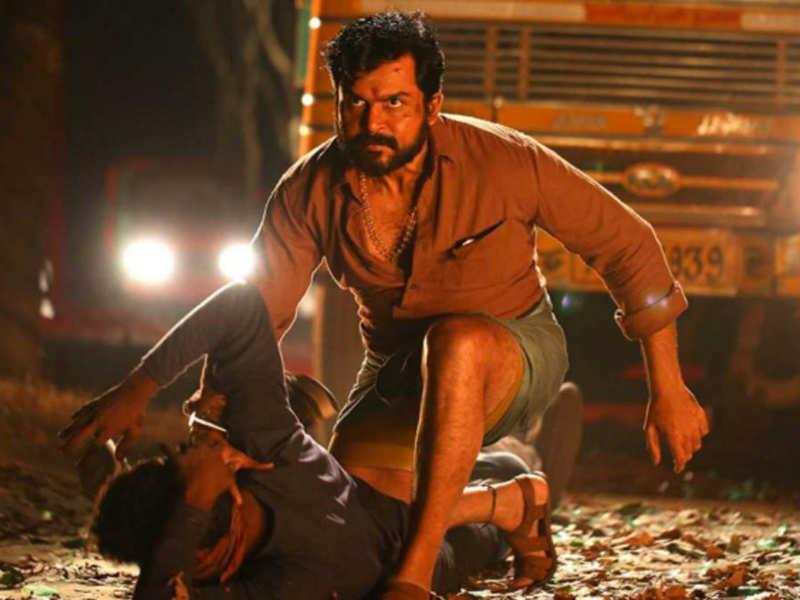 Karthi's 'Kaithi' to be screened at International Indian Toronto Film Festival