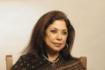 Designer Ritu Kumar pioneered fashion in India in the late 20th century
