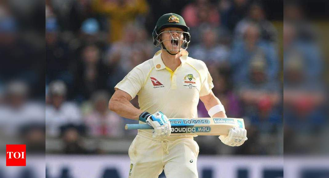News Sports News Cricket News On this day in 2019: Steve Smith made stunning return to Test cricket